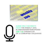 image for cover for the weekly zoo podcasts